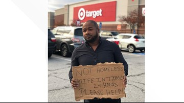 Man's extremely relatable post about wife's hours-long Target run goes viral