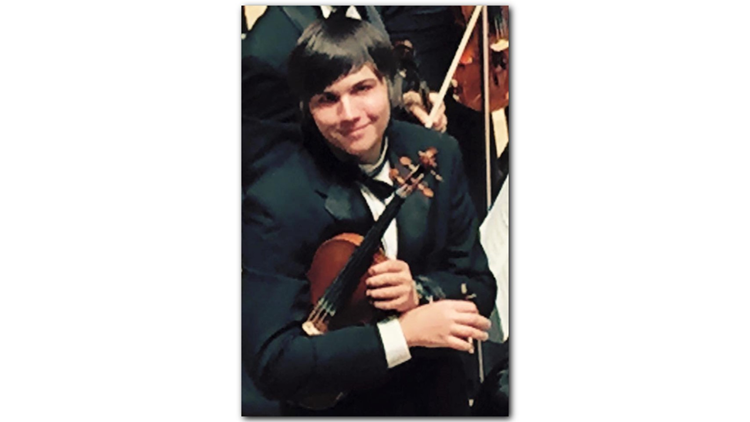 David Warth violin