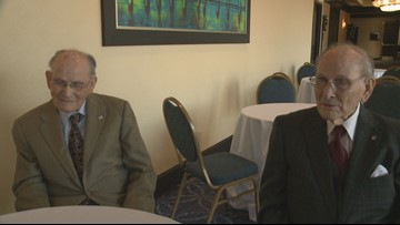 These twins served our country during WWII. They just turned 100 years old!