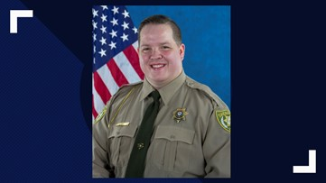 Recently-married Georgia deputy dies on first day of training