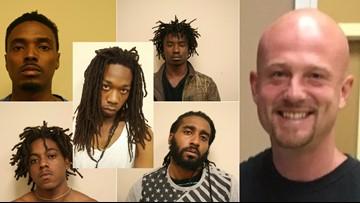 Gang members sentenced in 'the most horrific death' in recent Atlanta history