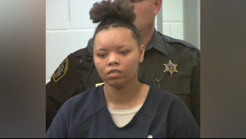 Infant's 'outrageously disturbing' death brings prison for neglectful mom